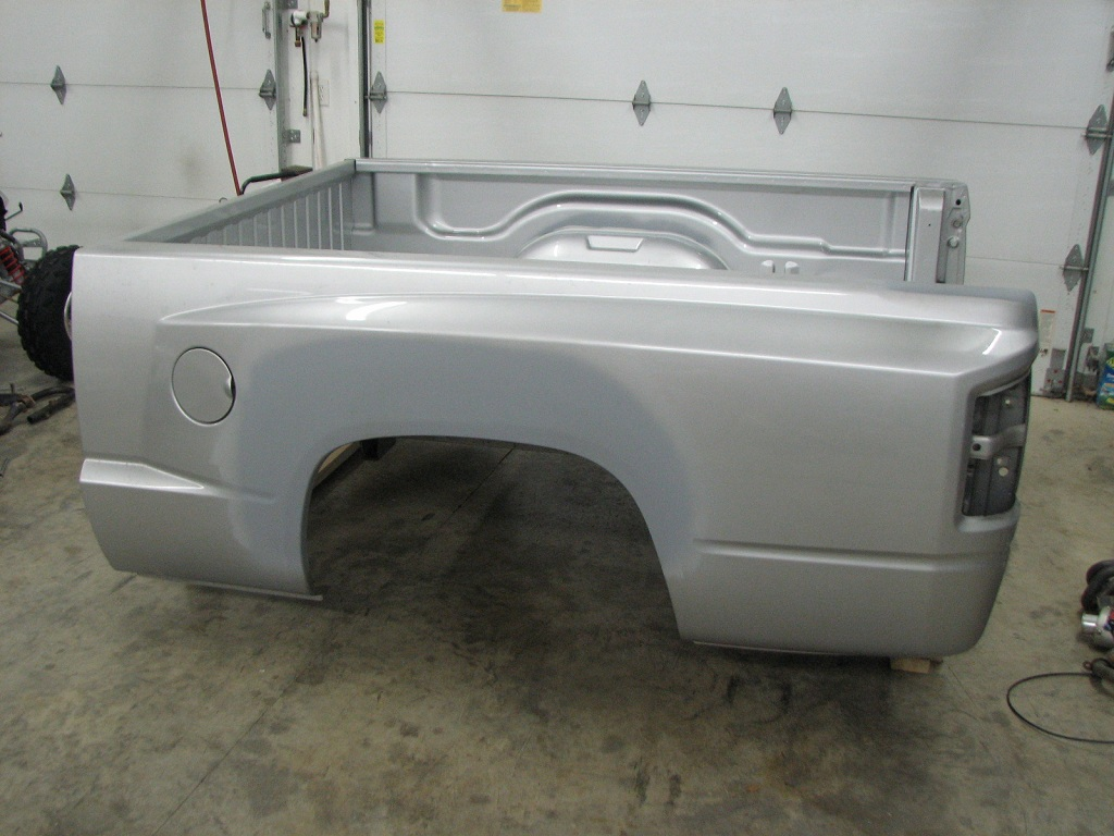 Dodge truck replacement bed car pictures