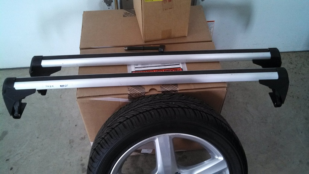 Vw Jetta Oem Roof Rack Pictures To Pin On Pinterest