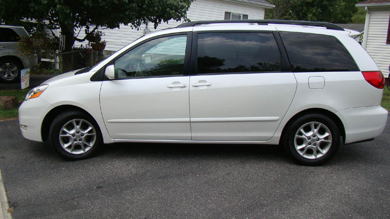 new toyota owner here 2006 sienna xle toyota sienna. Black Bedroom Furniture Sets. Home Design Ideas